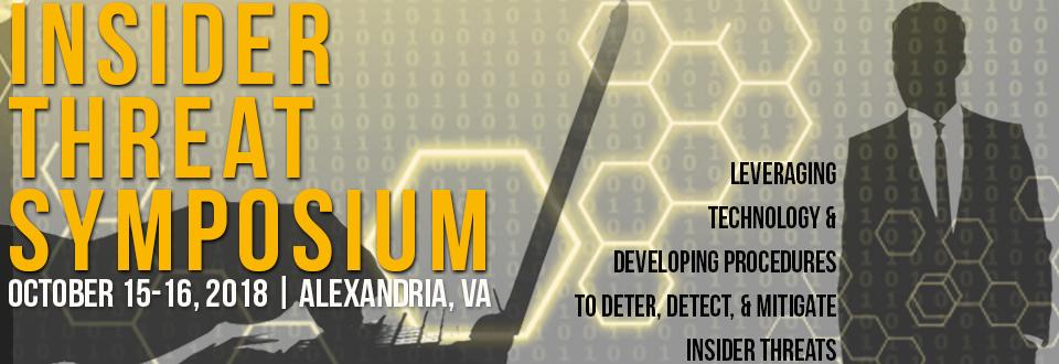 Insider Threat Symposium