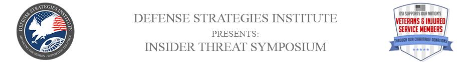 DSI's Insider Threat Symposium